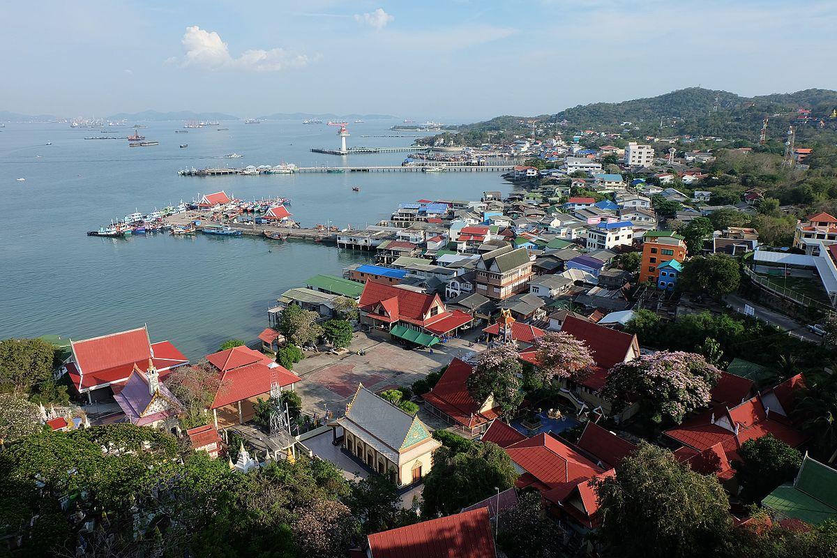 Ko Sichang – Travel guide at Wikivoyage