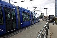 Tram Montpellier 11 2013 Line 1 709.JPG