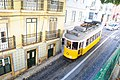 Trams in Lisbon, Portugal - panoramio.jpg