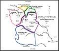 Treaty of Fort Laramie (1851), the Indian territories.jpg