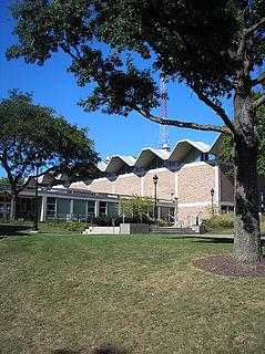 Trees Hall