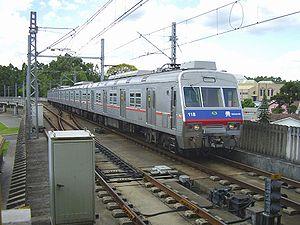 Porto Alegre Metro - Image: Trensurb