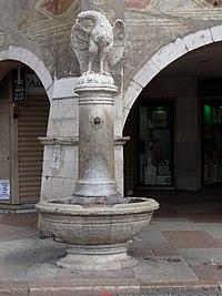 Trento-Piazza del