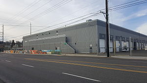 Tri It - TriMet Bus Maintenance Facility, 2016
