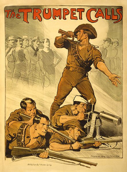 the reasons why australian men volunteer to enlist in world war i When a campaign for volunteers was 250,000 underage soldiers fight in world war under the age of 18 years may join our armed forces without the.