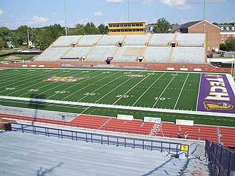 Tennessee Technological University - Tucker Stadium and Overall Field