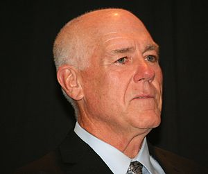 Tully Blanchard - Blanchard in August 2014.