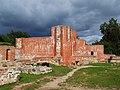 Turaida Castle (Treyden Burg) - ruins.JPG