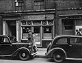 Turkey in London- Life at the Istanbul Restaurant, Frith Street, London, 1943 D13591.jpg