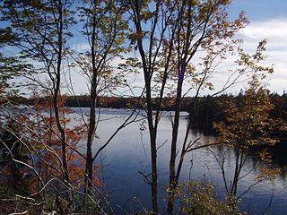 Tusket River river in Canada