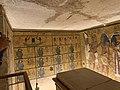 Tutankhamun KV62 burial chamber and sarcophagus.jpg
