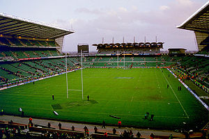 2000 Rugby League World Cup - Image: Twickenham rfu