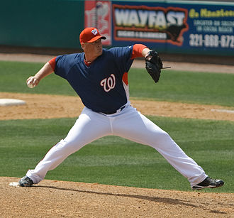 Tyler Walker (baseball) - Walker with the Washington Nationals