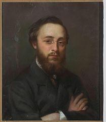 Portret Tadeusza Żulińskiego