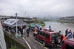 Tzu Chi Food Booth Service for Rescue Team 20150204.jpg