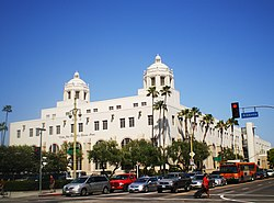 U S Post Office Los Angeles Terminal Annex Wikipedia