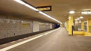 Nollendorfplatz (Berlin U-Bahn) - U1 platform