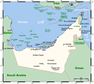 Geography of the United Arab Emirates