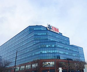 UBS - UBS WMA Headquarters at Lincoln Harbor in Weehawken, NJ