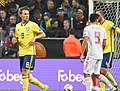 UEFA EURO qualifiers Sweden vs Spain 20191015 Albin Ekdal.jpg