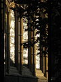 UK - 36 - sunset on stained glass of Southwark Cathedral (2997878872).jpg