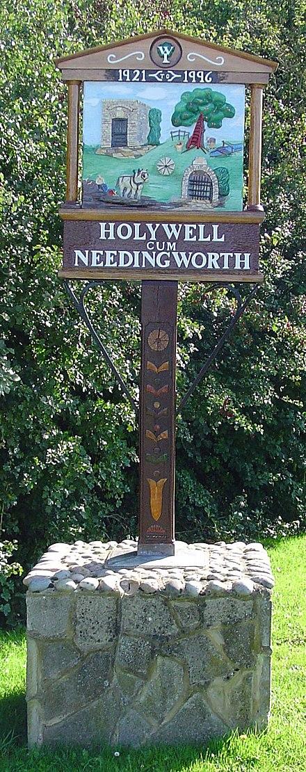 Holywell, Cambridgeshire - Wikiwand