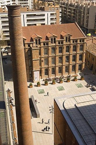 Pompeu Fabra University - Poblenou Campus, Universitat Pompeu Fabra - Barcelona
