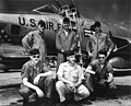 USAF Able Mable reconnaissance pilots in Thailand 1961.jpg