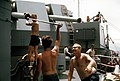 USS Boston (CA-69) gun cleaning 1969.jpeg