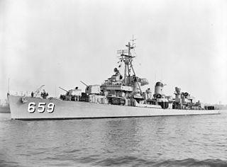USS <i>Dashiell</i> (DD-659)