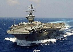 USS Eisenhower 2
