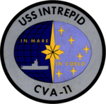 USS Intrepid (CVA-11) insignia, in 1959.png