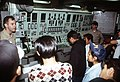 USS Lake Champlain (CG-57) engineering tour.jpg