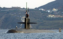 USS Newport News SSN-750 Oct04 port.jpg