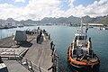 USS Nitze arrives in Port Louis, Mauritius. (13106586514).jpg