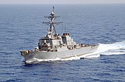 USS The Sullivans DDG-68