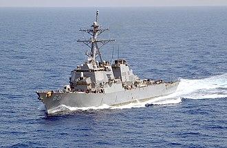 USS The Sullivans (DDG-68) - Image: USS The Sullivans DDG 68