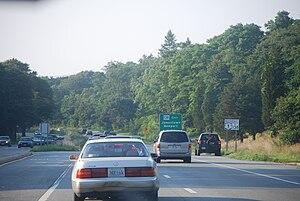 U.S. Route 1 in Rhode Island - US 1/RI 138 concurrency