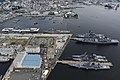 US Fleet Activities Sasebo aerial view June 2014.JPG