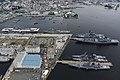 US Fleet Activities Sasebo aerial view June 2014.JPG