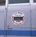 US Mail slot in Zooliner train's cab door, WP&Z Ry - Portland, Oregon.jpg