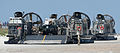 US Navy 090425-M-9917S-214 A landing craft air cushion (LCAC) disembarks Marines and their equipment during a Unitas Gold amphibious assault exercise.jpg