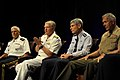 US Navy 100723-N-8273J-010 Senior leaders participate in a panel discussion during the Military Child Education Coalition's 12th annual conference.jpg