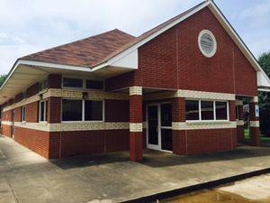 Mount Enterprise, Texas - US Post Office in Mount Enterprise, Texas, USA