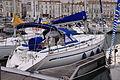 Un voilier de plaisance ''Bavaria 37 Cruiser''.JPG