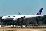 United Airlines Boeing 777-222 (N774UA) - Tokyo Narita Airport.jpg