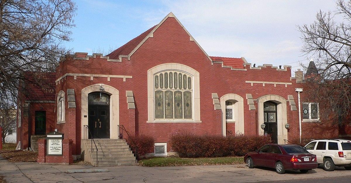 united brethren church  aurora  nebraska