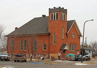 Fort Pierre Congregational Church United States historic place