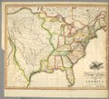 United States of America - compiled from the latest and best authorities by John Melish; engraved by Saml. Harrison. NYPL434140.tiff