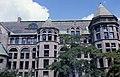 Université McGill, Redpath Library, 3459, rue McTavish, Montréal face arrière pierre, partie droite 11-d.na.civile-91-577.jpg
